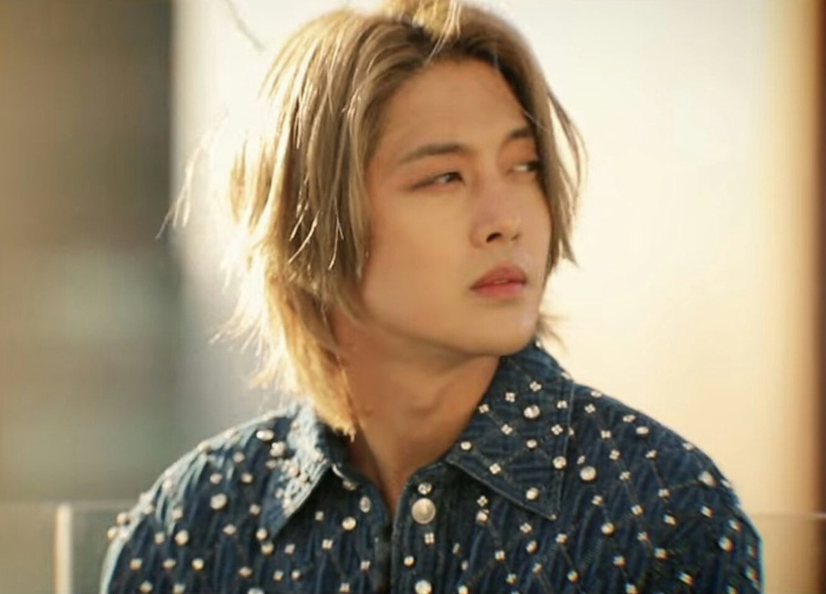 "Dear #TripleS & #Henecia friends if you want please support our #KimHyunJoong at ""most handsome men in the world"" with your votes. Just 1vote per day but you can more with different devices. You can find him at page 3!😉 #SS501"