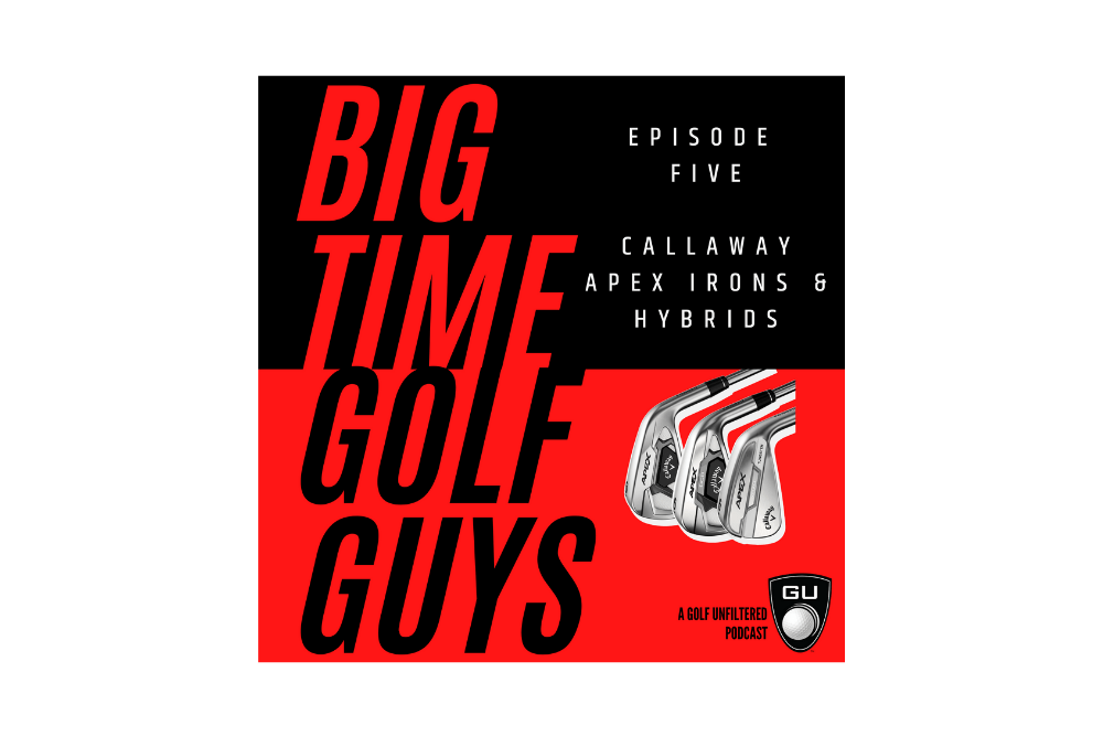 On this week's Big Time Golf Guys Podcast, Bill & Adam (@GolfUnfiltered) breakdown the new @CallawayGolf Apex 21 family and what catches their eyes. More importantly, Adam's succulent is healthy & Bill's a professional golfer now.   Listen,subscribe here!