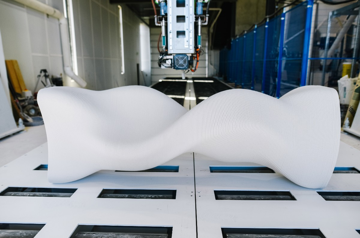 Sika's 3D concrete printing technology allows all kinds of complex geometries to be realized economically.  More information: https://t.co/nxb4Abpsdj Sika Knowledge Hub: https://t.co/yFi7Xh47iK  #3Dprinting #3Dconstruction #construction #modularconstruction #design #architecture https://t.co/yUxwIx2Lw0