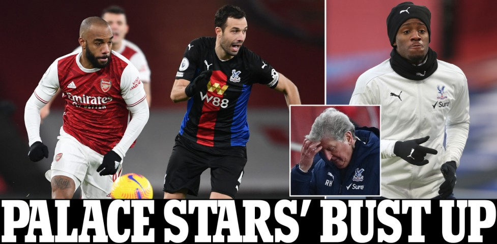 EXCLUSIVE: Milivojevic and Batshuayi had to be SEPARATED after furious bust-up | @MattHughesDM & @SamiMokbel81_DM