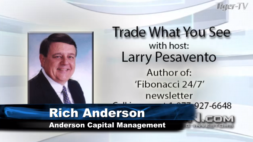 Larry Pesavento and guest Rich Anderson of Anderson Capital Management host Trade What You See for Friday on @TFNN and discussed #StockMarketNews $KC and more! #Learntotrade #TFNN #Financialeducation #TradingView #StocksToBuy #FridayFinance