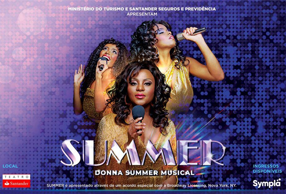 Donna Summer Musical – Superprodução com direção de Miguel Falabella está de volta em 18 de fevereiro no Teatro Santander. Saiba em  @donnasummermusical #donnasummermusical #donnasummer