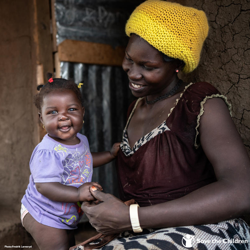 ✨Healthy Mom = Healthy Child!✨  Learn how we're improving maternal, newborn and child health around the world 👉