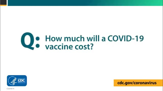 #DYK? Cost is not an obstacle to getting vaccinated. While providers can charge an administration fee for giving the shot, you cannot be denied a #COVID19 vaccine even if you are unable to pay the fee. Learn more: .