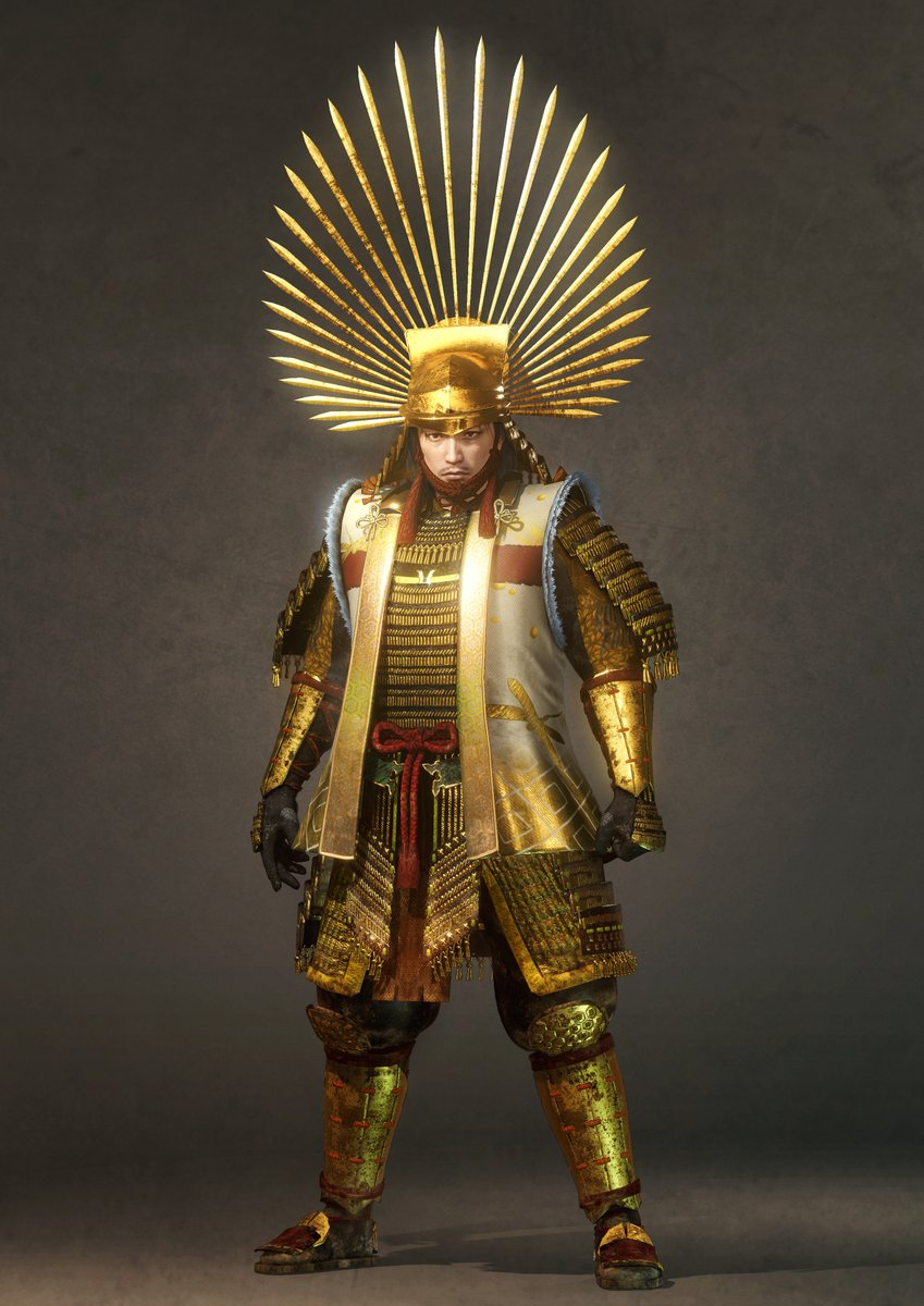 From February 5-26, celebrate the release of Nioh 2 Remastered with two new armor sets, available to all Nioh 2 owners for a limited time via a patch: 🔆 Ornate Gold Armor 😼 Sohaya Deserter Garb