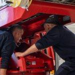 Image for the Tweet beginning: Les sapeurs-pompiers du Doubs vous