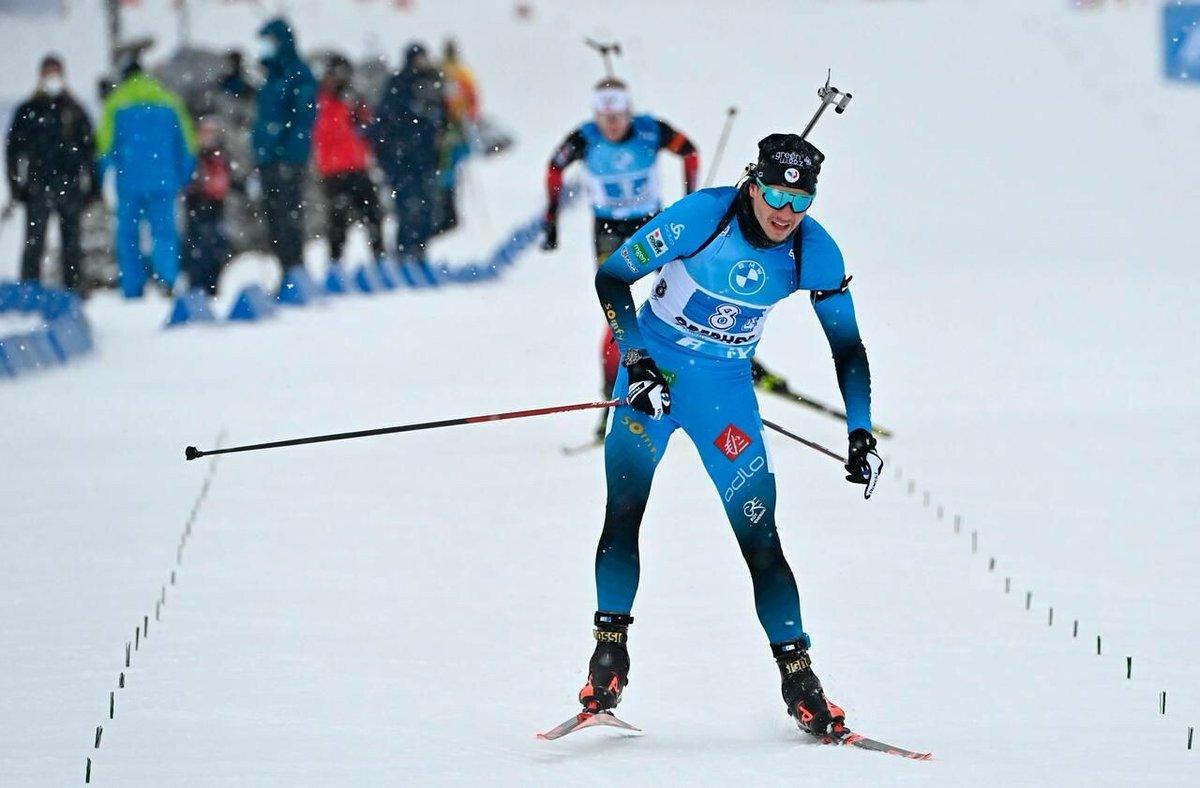 Biathlon : le relais français s'impose à Oberhof 👉 https://t.co/DFvXcqKDGW https://t.co/05txbgMyuo
