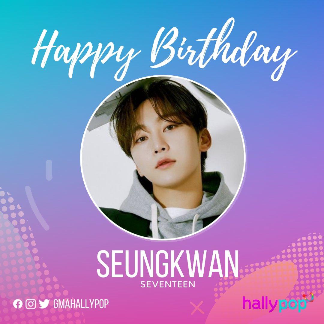 Happy Birthday to Seungkwan of Seventeen!
