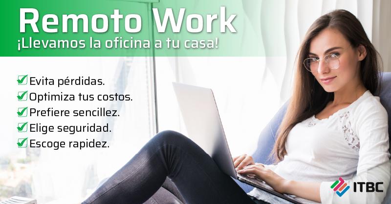 ¿Te preocupa la seguridad de la información de tu empresa?😉  Descubre la ventaja del home office:👍💯  👉 👉   #RemotoWork #NuevaNormalidad #Madrid #España #AceleraPyme #Covid19 #postcovid #FelizAñoNuevo