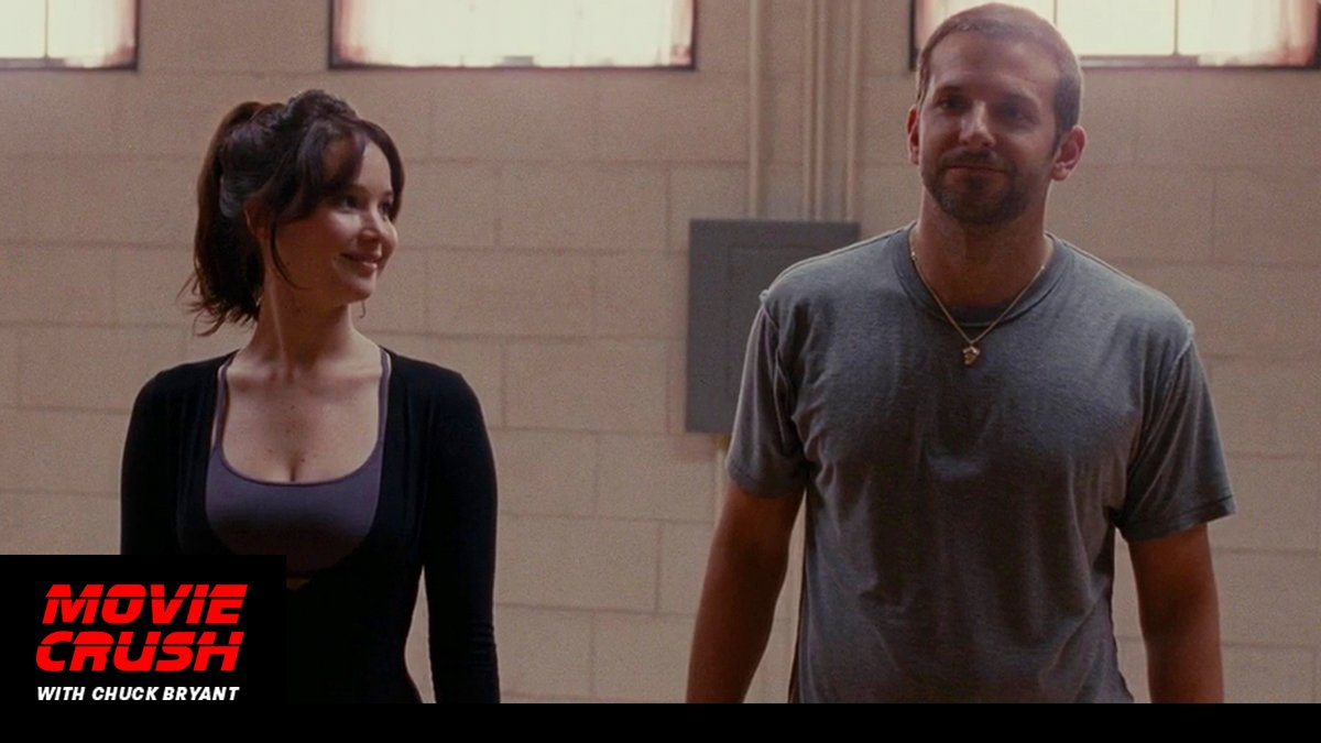 Chuck's colleague Miranda is introduced to the movie crushers today to talk about Silver Linings Playbook. Listen & subscribe at