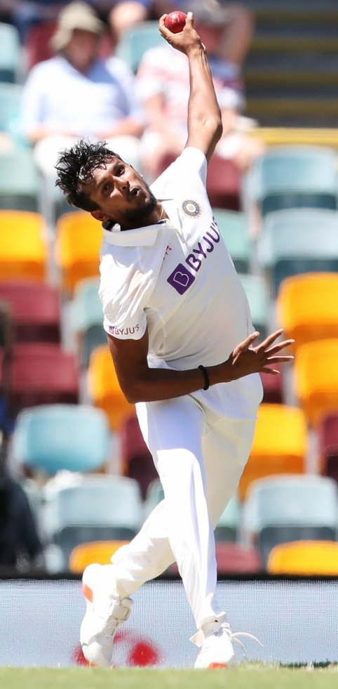 Congratulations👏 💐Thangarasu Natarajan for debut in 🇮🇳Test Team, Best wishes for comming career. Test player 300,  #Cricket #Test_match #TeamIndia #IndianCricket_collection #INDvsAUSTest #NatarajanTestDebut @Natarajan_91