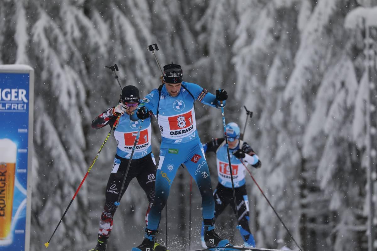 Oberhof - Les photos du relais victorieux 🇫🇷🇫🇷🇫🇷 Simon Desthieux, Quentin Fillon-Maillet, Fabien Claude et Emilien Jacquelin ont remporté cet après-midi le 3e relais masculin de la saison.... #biathlon #LequipeBIATHLON https://t.co/QBZOdhDaNf https://t.co/NPHpMlVcfP
