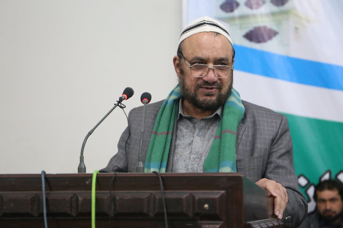 لاہور - جماعت اسلامی کے سیکرٹری جنرل امیر العظیم منصورہ میں مرکزی تربیت گاہ کے شرکاء سے خطاب کر رہے ہیں ۔ https://t.co/GP0r69GiQS