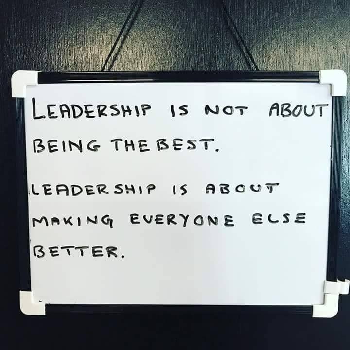 Leadership done right!  #leadership #inspirationalquotes #motivationalquotes #inspiration #motivation #quotes #quoteoftheday #love #quote #life #believe #happiness #selflove #lifestyle #mindset #motivational #goals #inspire #lifequotes #positivity #inspirational #upliftingcontent https://t.co/eFydlawNip