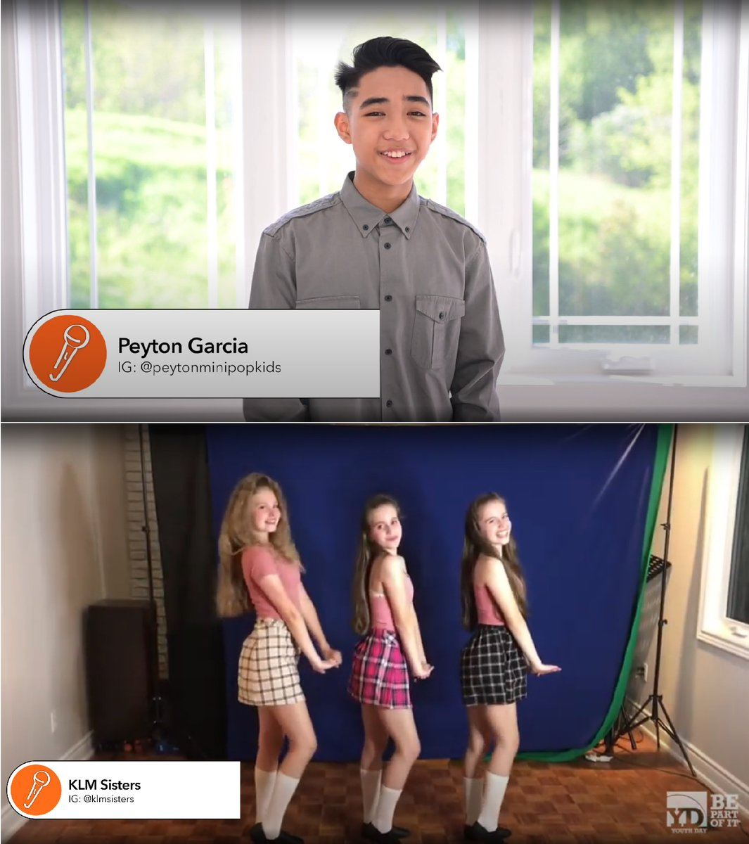 NO new Outdoor Summer Events - YOUTH DAY will virtually Celebrate in July with 2nd YD2021 FestCast  Reminder that YD2021 Auditions open Feb 1st Check out REEL #9 today     #YOUTHDAY #chum1045 #TylaineDuggan #peytongarcia #peytongarciaofficial #KLMSisters