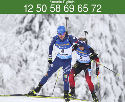 LIVE Biathlon, staffetta maschile Oberhof in DIRETTA: ITALIA SUL PODIO! Azzurri ... https://t.co/jI5T1mCdDB https://t.co/HmA8lFmWCt