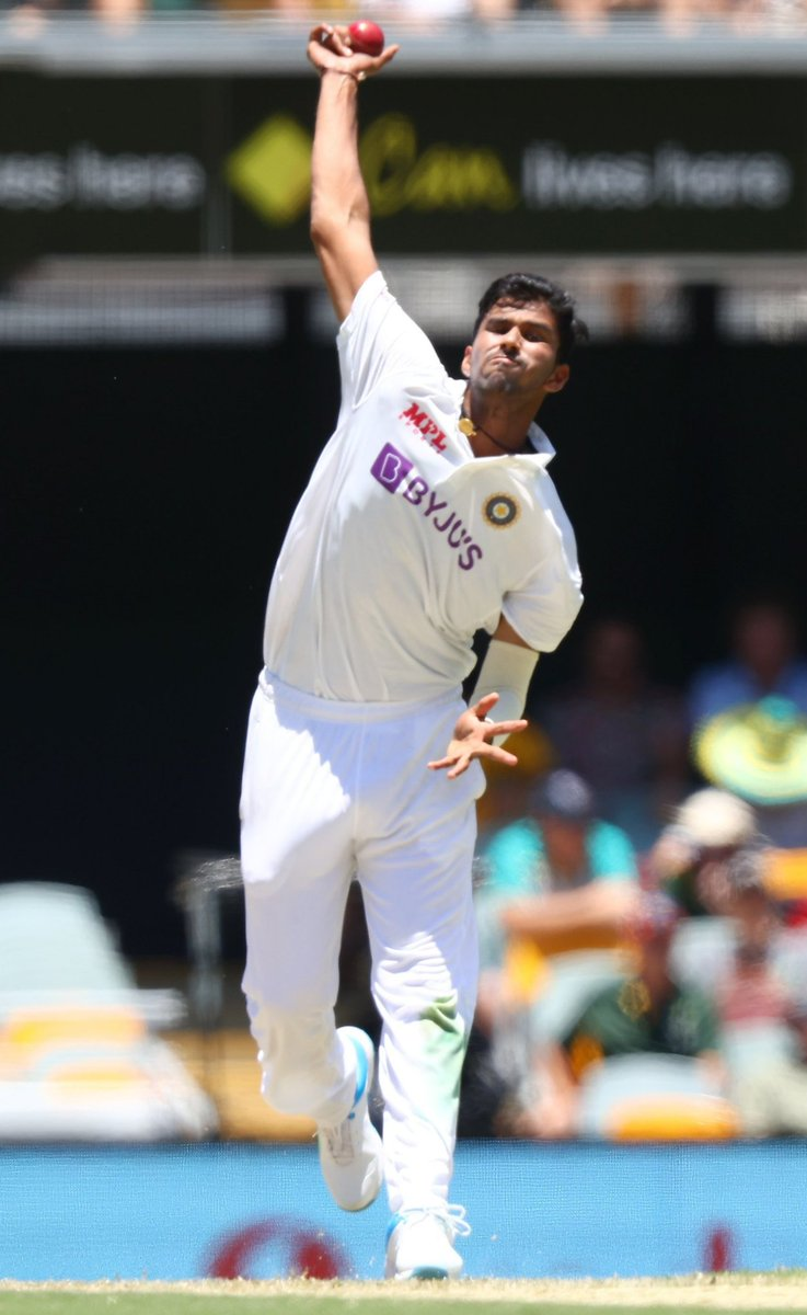 """Congratulations👏 💐""""Washington Sundar"""" for debut in 🇮🇳Test Team, Best wishes for comming career & good luck, Test player 301,  #Cricket #Test_match #TeamIndia #IndianCricket_collection #INDvsAUSTest #WashingtonTestDebut @Sundarwashi5"""