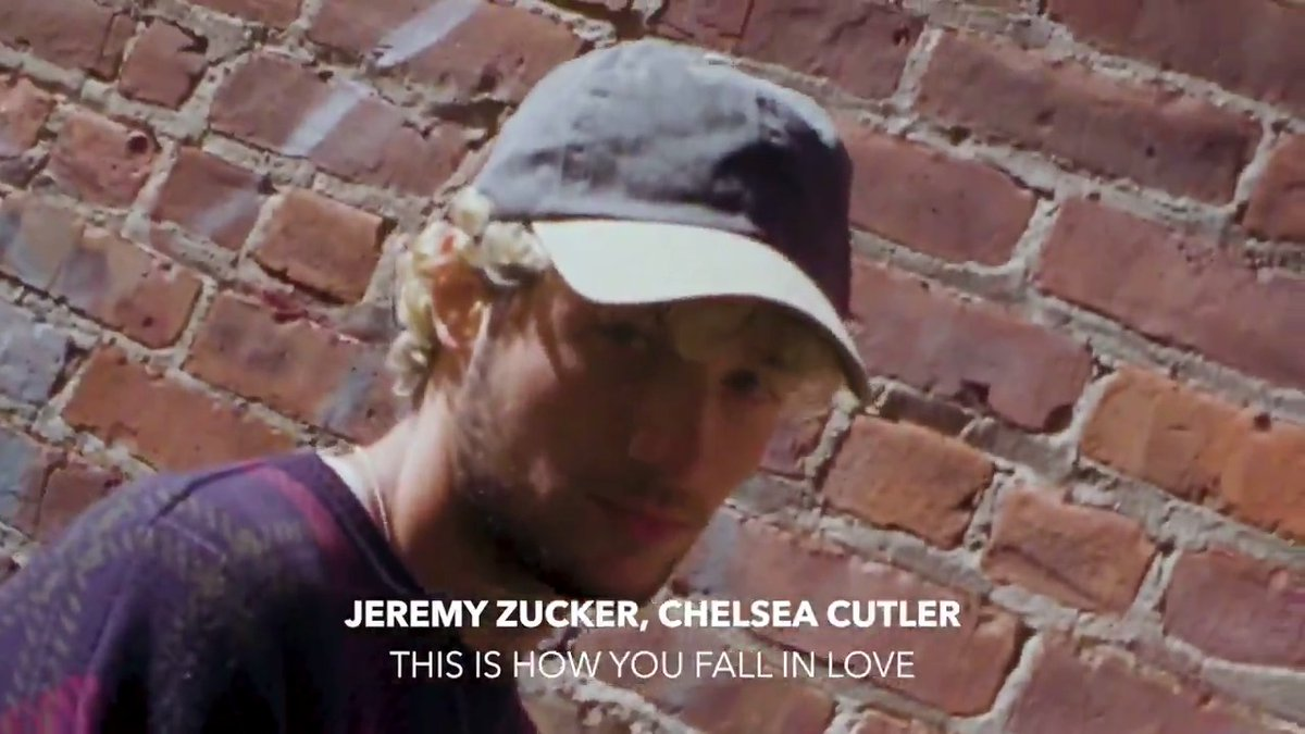 ".@jeremyzucker and @chelseacutler's ""this is how you fall in love"" collab is the cutest thing you'll watch today 💘 ⠀⠀⠀⠀⠀⠀⠀⠀⠀ ▶️"