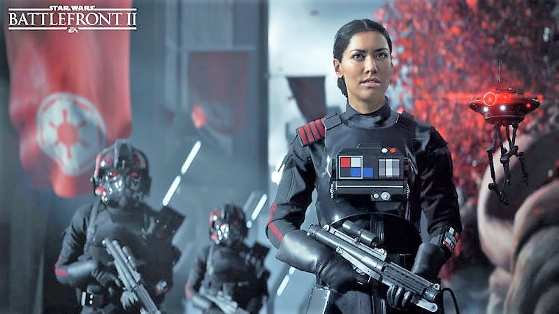 لعبة Star Wars Battlefront 2 تتوفر حاليًا بشكل مجاني عبر متجر EpicGames لأجهزة الكمبيوتر، والعرض متاح حتى يوم 21 يناير يُذكر أن هذه النسخة تحمل اسم Celebration Edition وسعرها السابق 40 دولار #StarWarsBattlefront2