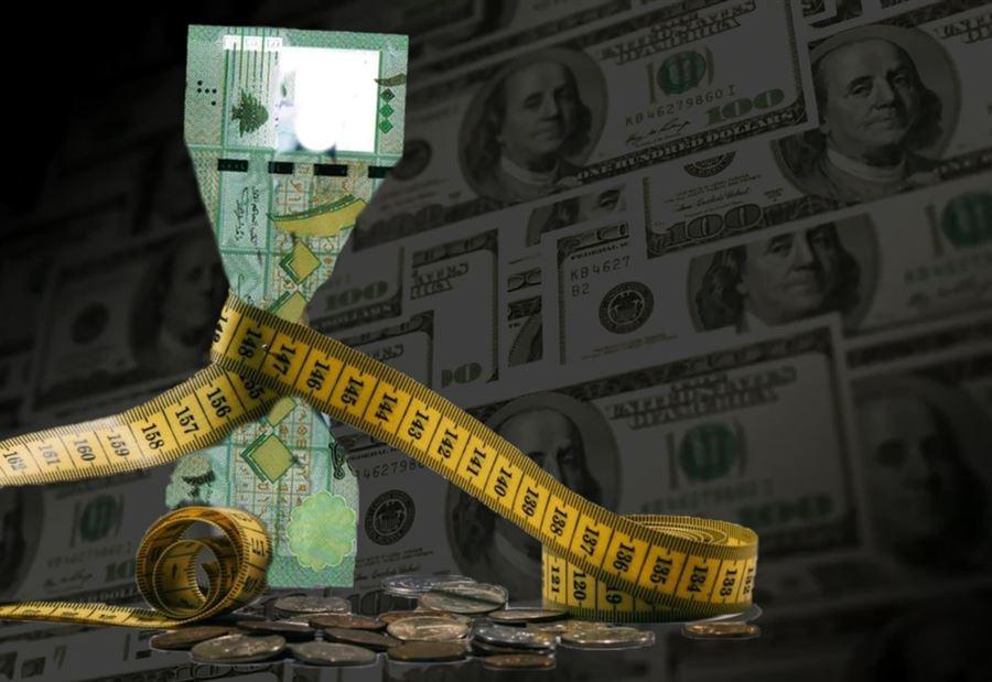 """""""رجيم الدولار"""" في لبنان! (فيديو)  @Hassan_B_Diab @LBpresidency @saadhariri @dan_azzi"""
