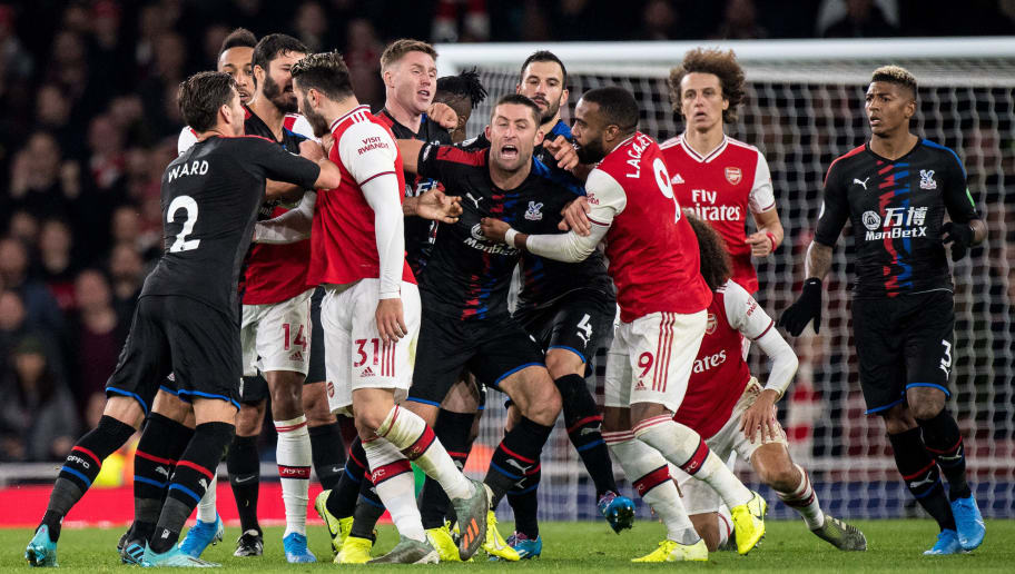 Arsenal v Crystal Palace Review: Few positives to be taken at the Emirates #Arsenal #Gunners #CrystalPalace #CPFC #PremierLeague