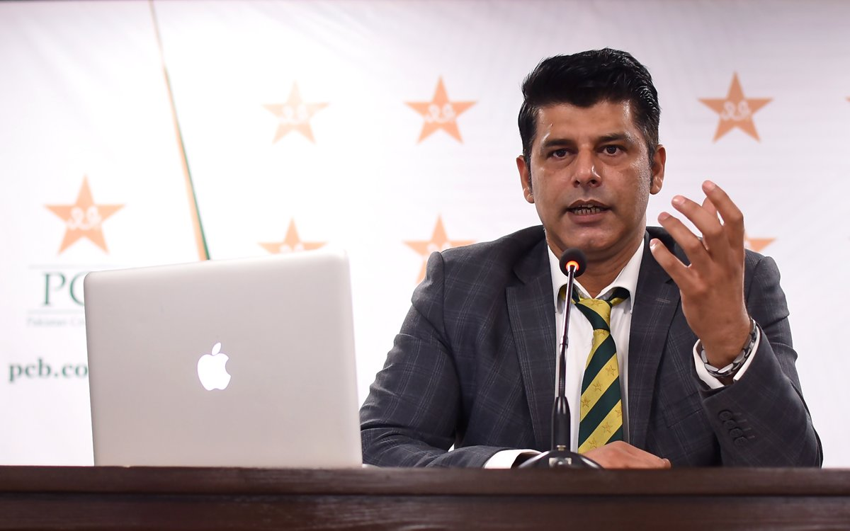 Read our exclusive interview with Pakistan Chief Selector Mohammad Wasim     #Cricket