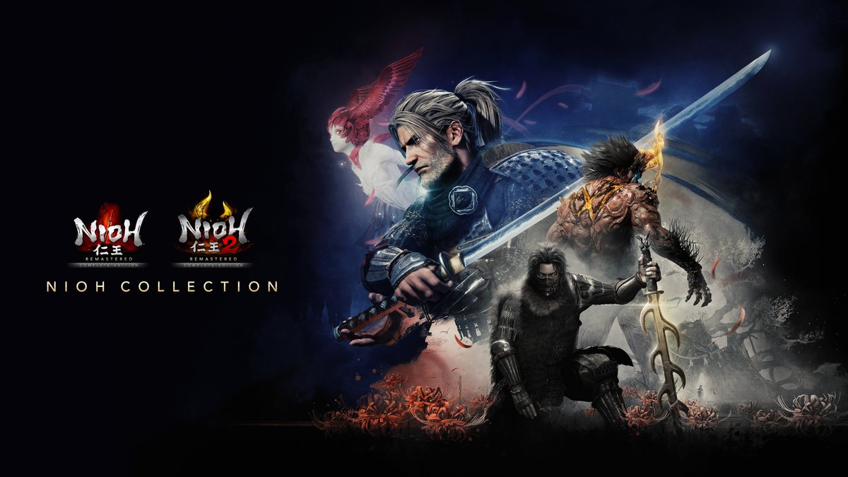 Nioh 2 Remastered – The Complete Edition comes to PS5 as a stand-alone title, or as part of The Nioh Collection on February 5: