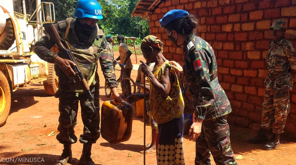 """🇨🇫 Central African Republic: Violations of human rights & international humanitarian law must be punished to prevent ongoing violence & conflict – UN expert Yao Agbetse: """"Without a strong message combined with deterrent actions, the worst could happen"""" 👉"""
