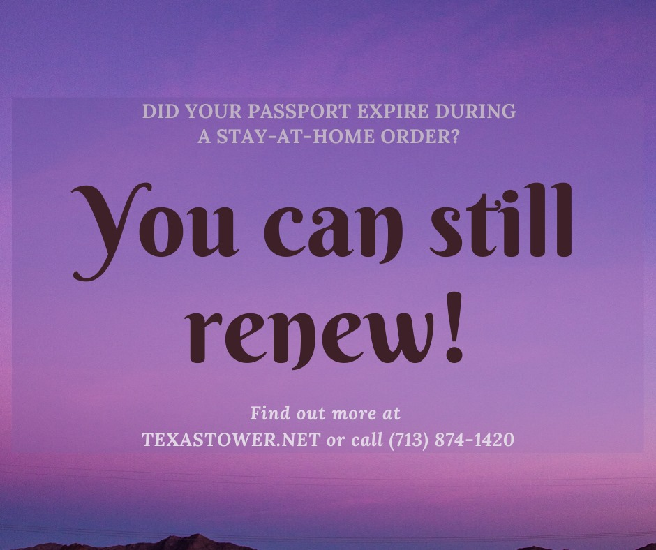 Good morning Houston, TX. Now is a good time to renew your US passport. Call today to schedule an appointment 713-874-1420. #thursdayvibes  #travel #HoustonPassportServices #passport #ttot #vacation #Mexico