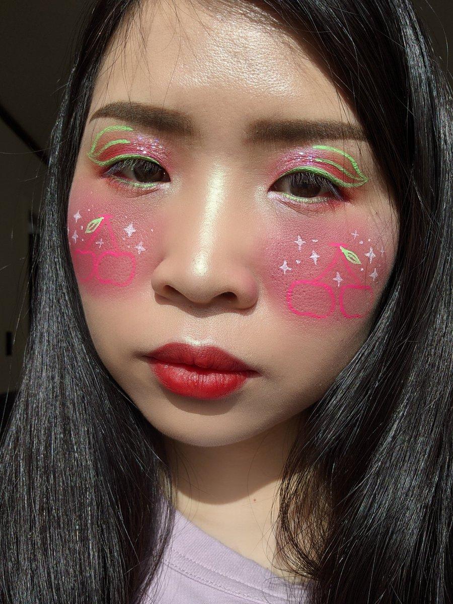 チェリまほ🍒✨ Cherry Magic 🍒✨ グラユラ🤍ユラユラ #CherryMagic #チェリまほ #30歳まで童貞だと魔法使いになれるらしい #makeupartist #makeuplover #makeupinspo #fujoshi #BLmanga #animegirl #アニメ好きな人と繋がりたい #漫画好きな人と繋がりたい #メイクアップ #メイク