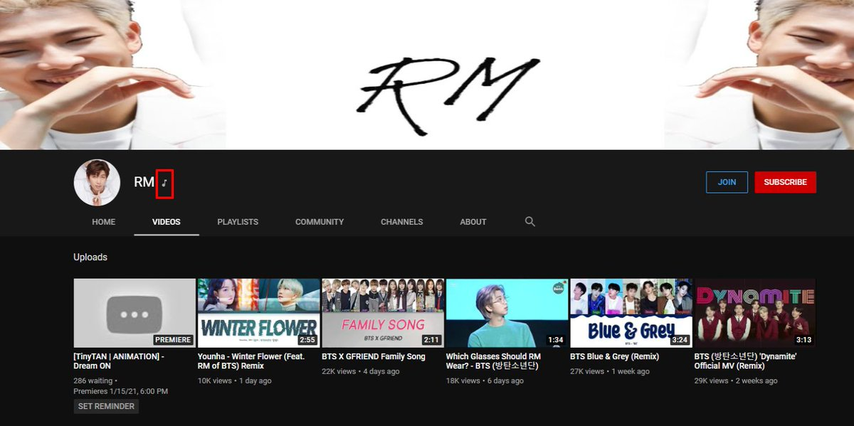 What the hell??? its even verified as an official artist account? report for impersonation: youtube.com/channel/UCdZET…
