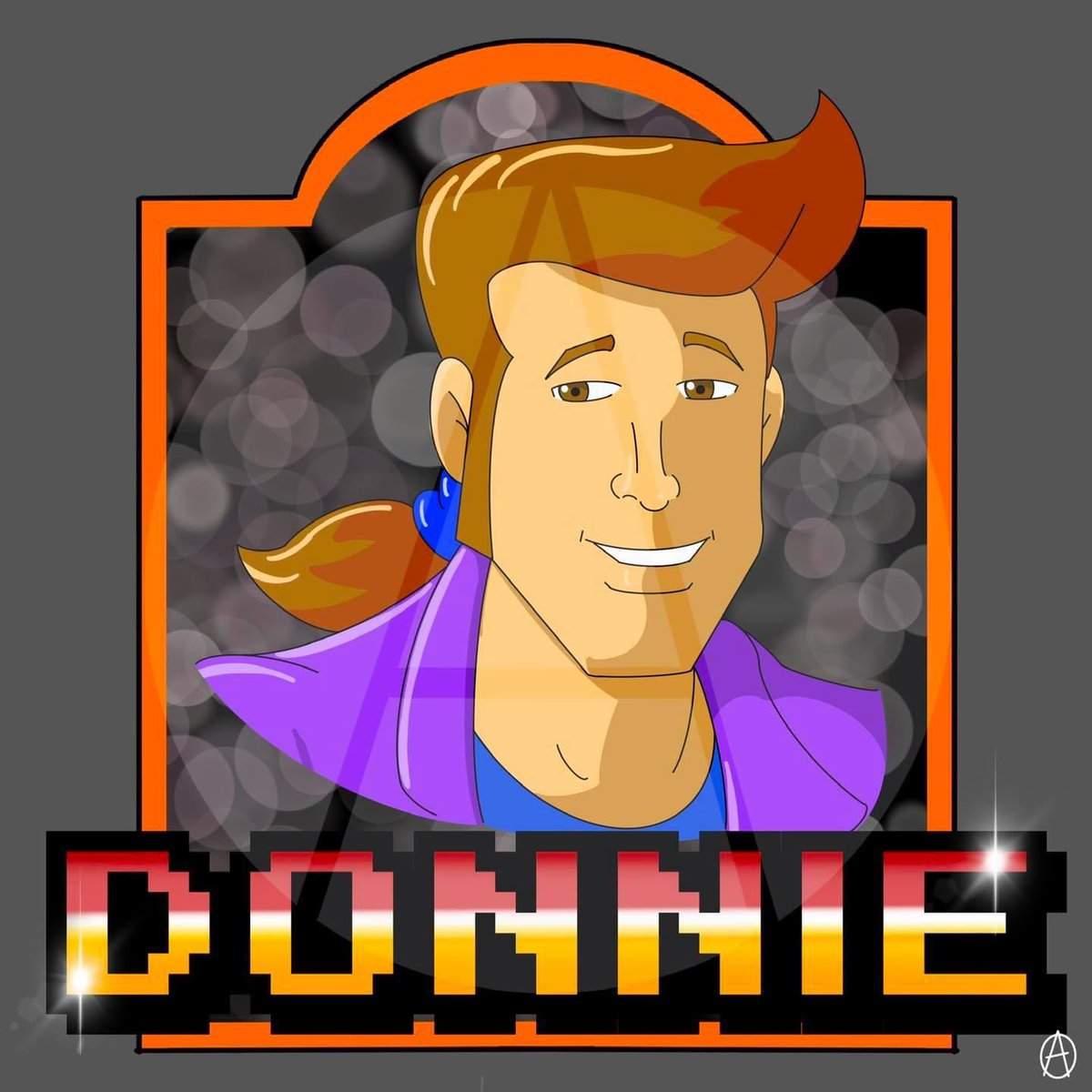 My awesome hubby drew me my own Donnie cartoon picture!  I LOVE IT!!!@DonnieWahlberg #TWUG #BlockHead #NKOTB #loveeternal #SpreadLoveAndLoveWillSpread