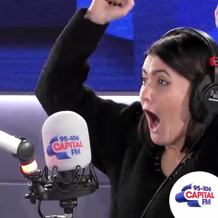 It has finally happened! Capital listener Mitch has just bagged £50k on @romankemp's £50K Spin It To Win It! 💰@aimeevivian