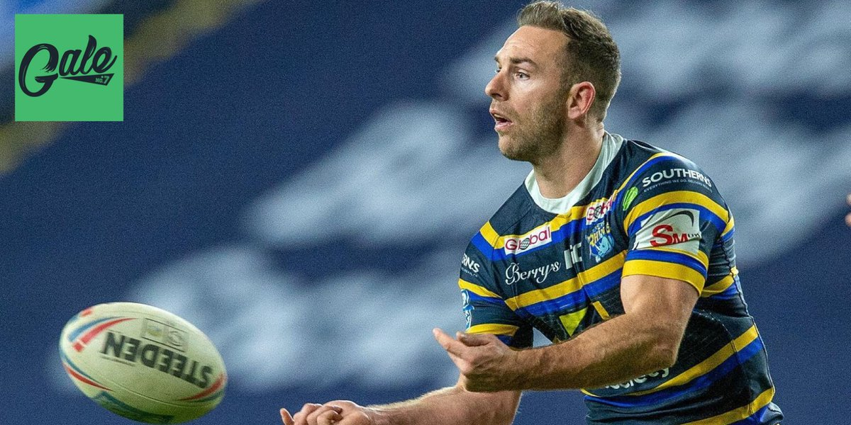 """I just have the confidence; even if I miss a couple, I still have the confidence to get the third.""@snozzer_gale on having the confidence to utilize his talent for drop goals.  #dropgoal #lukegale #rugbyleague #leedsrhinos #kickingforgrassroots #galegrassroots #Mediamgmt"