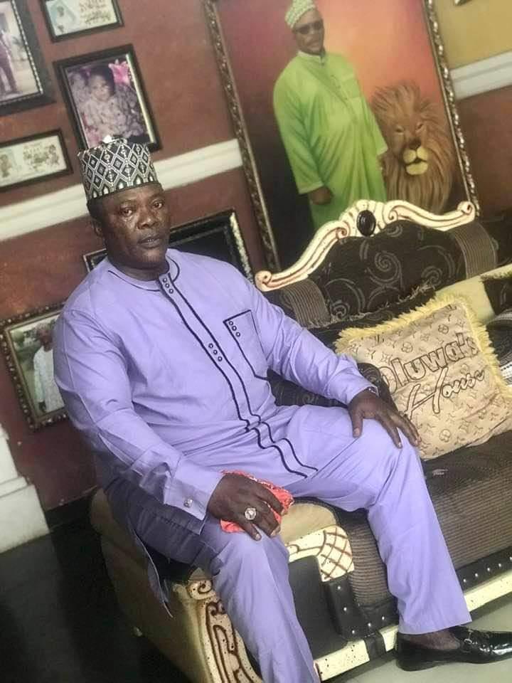 Thanks for your patronage sir....Hon Oluwa. #TheCap⚘ #Ikorodubois #ikorodu #Lagos
