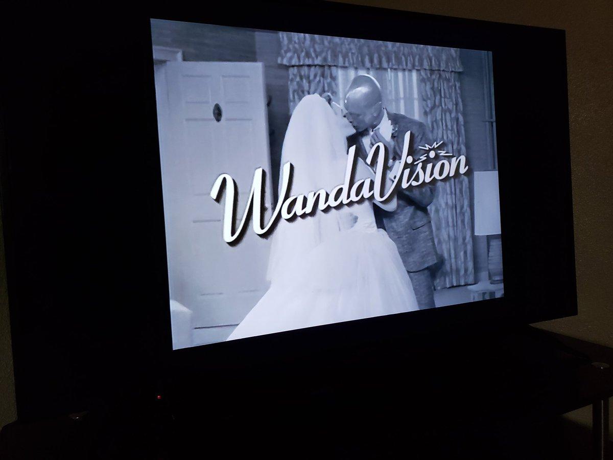 Llego el dia  #WandaVision