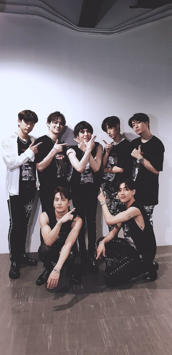 GOT7FOREVER #7YearsWithGOT7