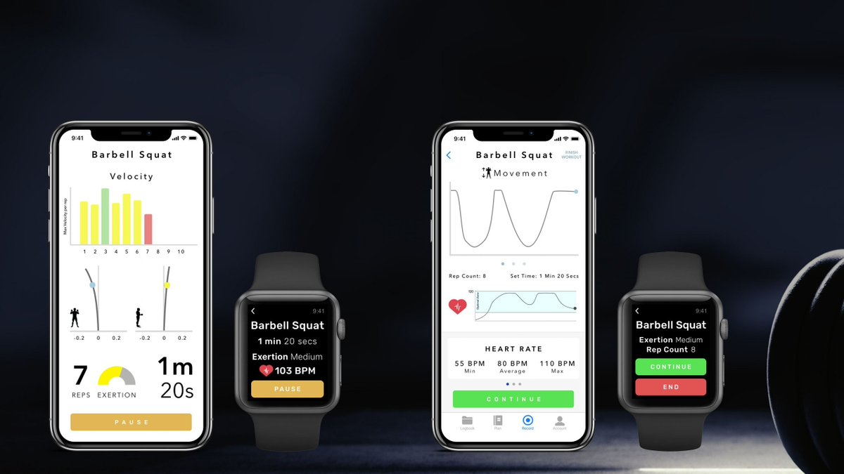 @TeamDSM and @fitliftapp use the @XsensDOT platform with powerful algorithms that provide #TeamDSM with real-time feedback on #lifting technique, and movement velocity in their strength training sessions.  https://t.co/aNQ0S11lM4  #PrecisionMotionTracking https://t.co/29uj6fmu1P