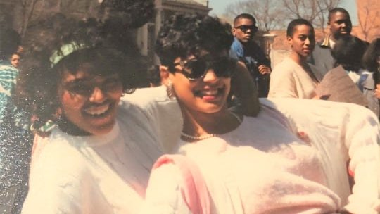 Happy Founders' Day, @akasorority1908! Today, as we celebrate 113 years of sisterhood and service, remember: no matter the distance, your sisters will always be there with the same love and support.  Alpha Chapter SP'86 C3—Calm, Cool, and Collected