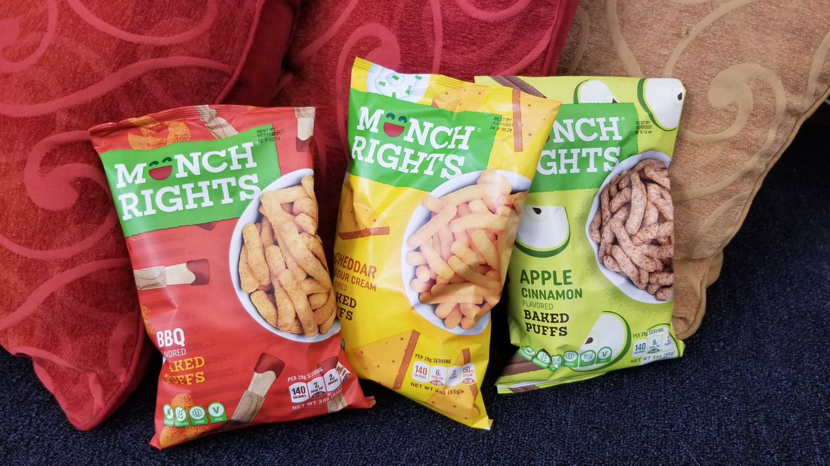 Which #MunchRights flavor will you munch on most in 2021? Tag us and show us! We're always curious.