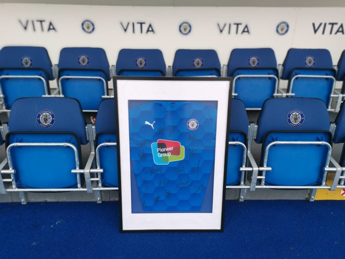 As Match Sponsor of Monday's FA Cup tie, LV BET are offering one fan the chance to win a framed signed home league shirt.   To enter, simply follow @LVBET_Com by Sunday 17th Jan. The winner will be randomly selected on Monday 18th Jan.   Entrants must be 18 or over to qualify.