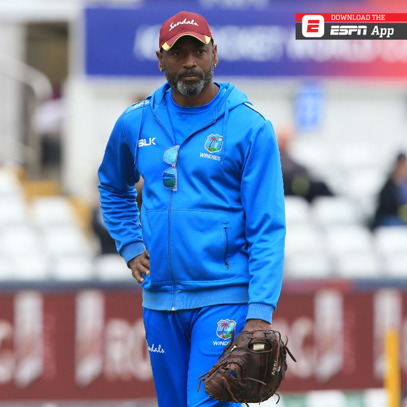 """Floyd Reifer, the former West Indies captain, has been appointed as the head coach of the Under-19 team and will lead the """"development of the squad"""" as they prepare for next year's Under-19 World Cup at home.  #Windies #Cricket #ESPNCaribbean"""