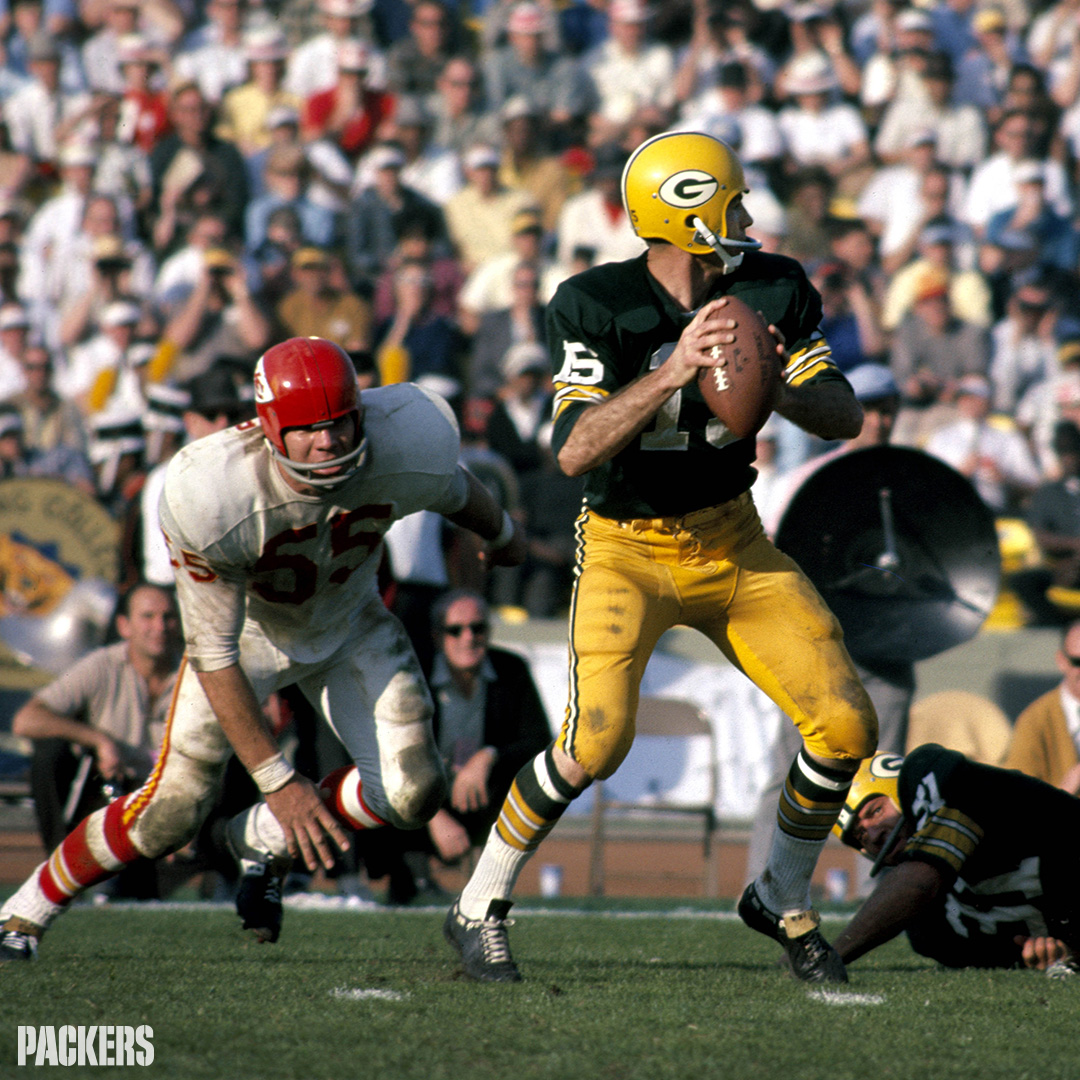 On this date in 1967: Super Bowl I 🏆  📸:   #GoPackGo