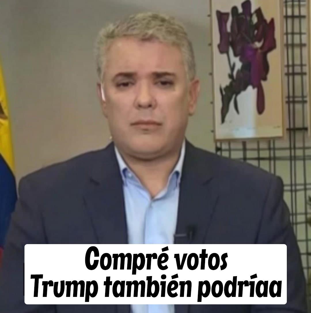 La intervencion de Ivan Duque en Eleccion de EEUU #DeCubaPienso #PricelessJennieDay #MaestrosDeLaPatria