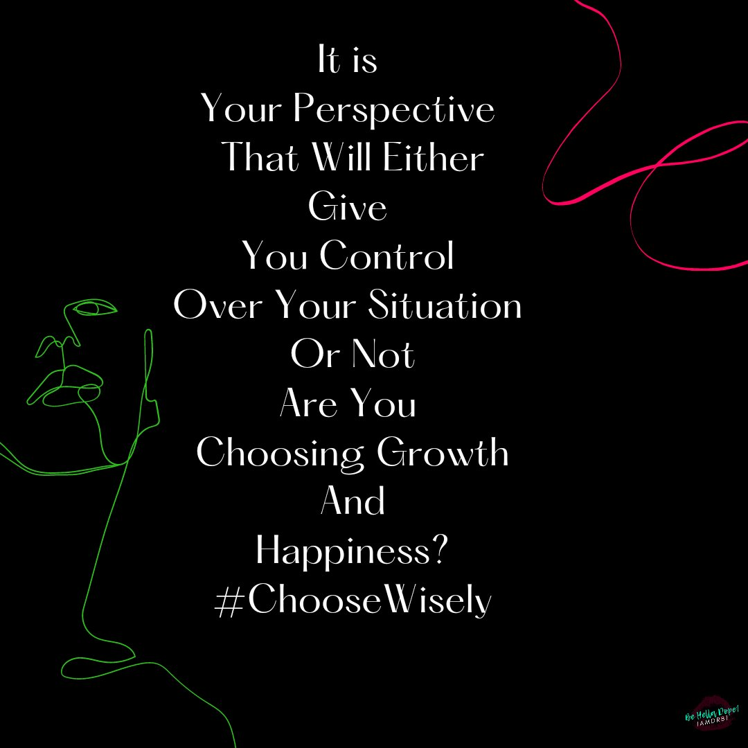 ❤Your Happiness Is Based Upon Your Perspective!  #FridayFeeling #InspirationalQuotes #HappinessMantra #Healthylifestyle #Quotes #MentalHealth #Confidence #Joy #EnjoyLife #Health #Fitness #Fit #Empower #FemaleEntrepreneur #MotivationalQuote #Motivation #Happiness #Mindfulness https://t.co/UYgPoXb0ib