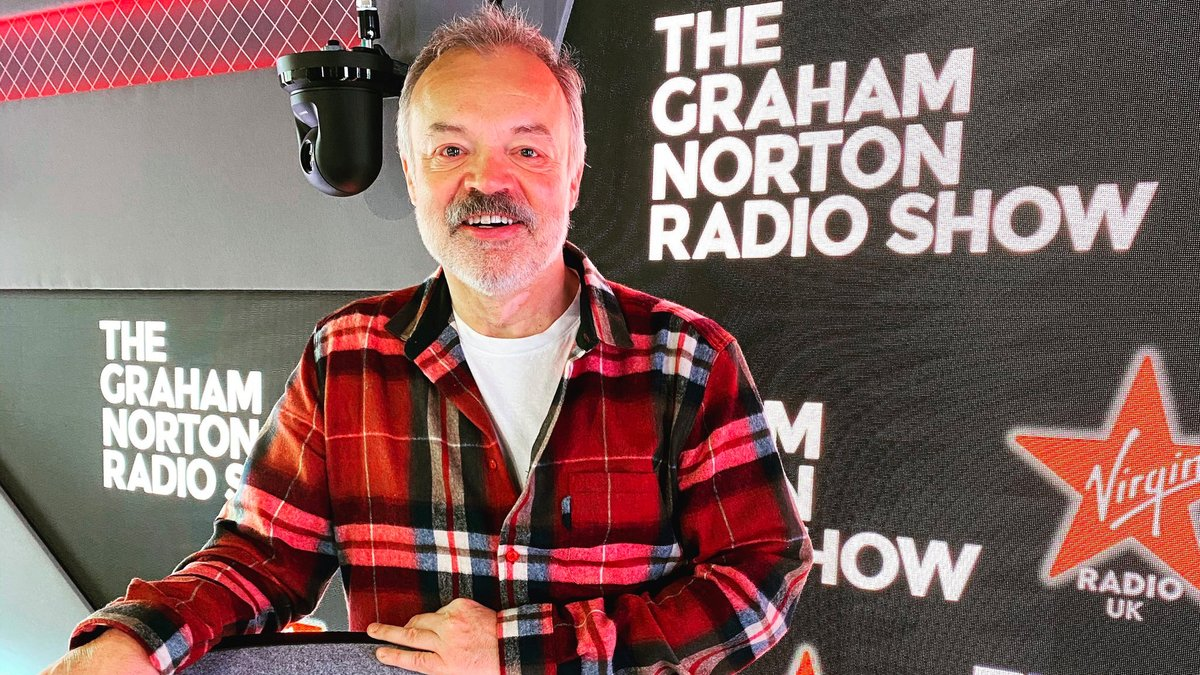 That's #TheGrahamNortonRadioShow done for a second weekend! Thanks for listening!  If you missed any of it, you can listen back on-demand at , plus the Podcast will be available on Monday morning