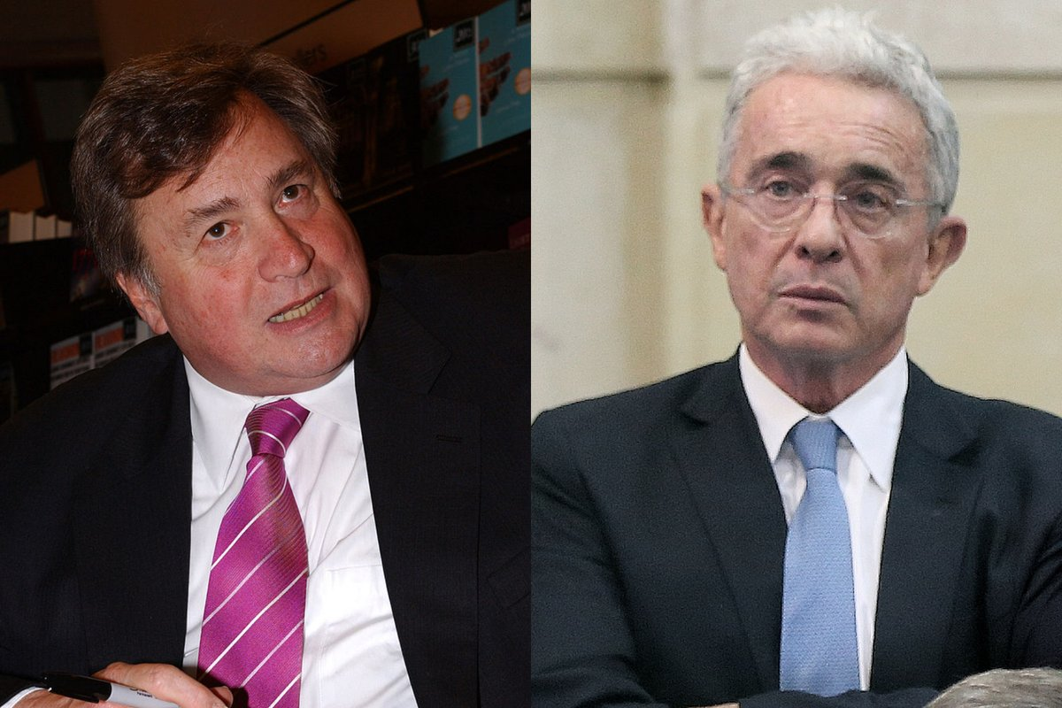 #NoticieroW | Uribe (@AlvaroUribeVel) es el presidente vivo más exitoso del mundo: Dick Morris >> https://t.co/bNWm4e4xpa https://t.co/gQJQ4S4Fm9