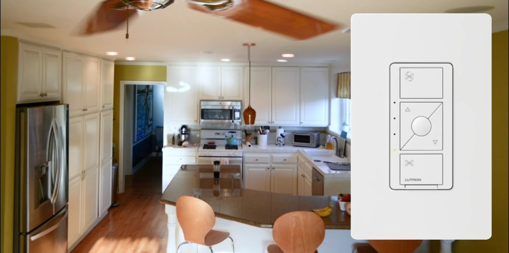 #LutronLooksBack: 2 years ago, fans joined the #smarthome family when we introduced our Caséta by Lutron smart fan speed control. Life's easier when all your devices work together. What's your favorite part of your smart home?