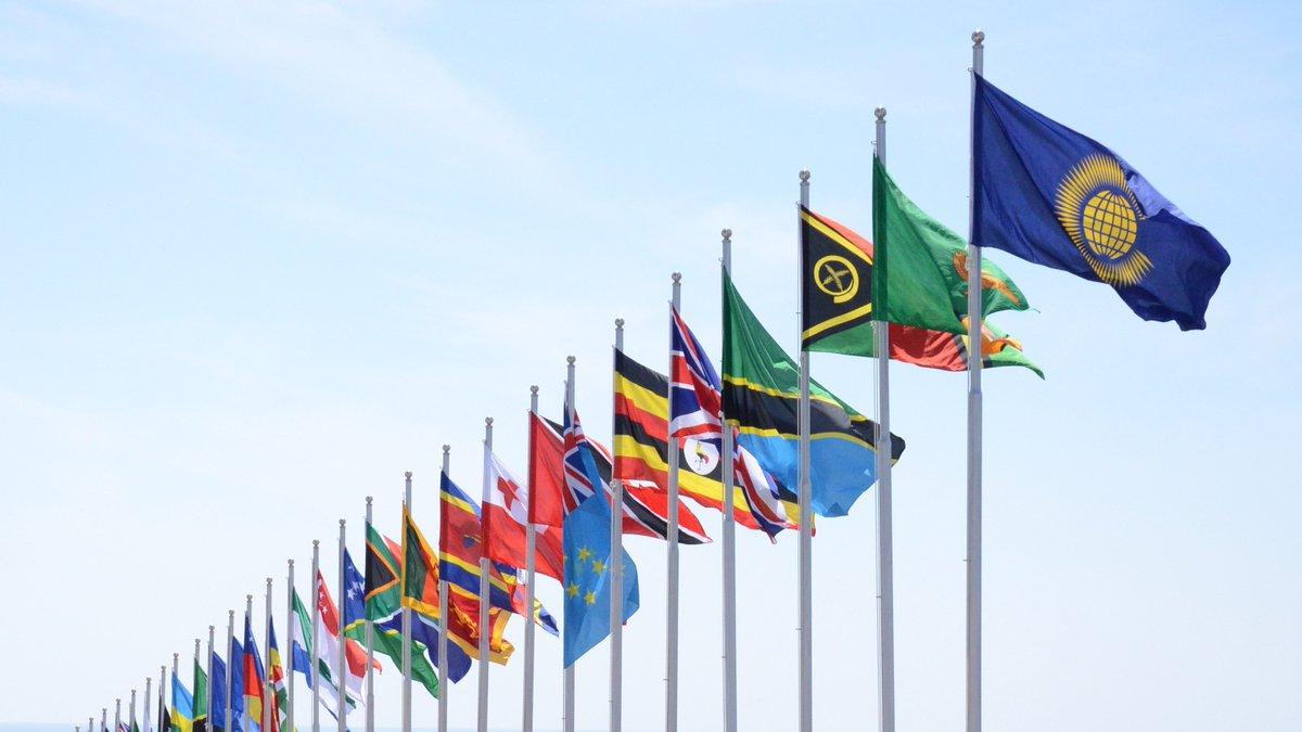 The #Commonwealth: 54 countries working together to:   Promote #democracy Celebrate #diversity Boost #trade Promote #genderequality Create #prosperity Protect #humanrights Amplify the voice of #smallstates  Discover more: