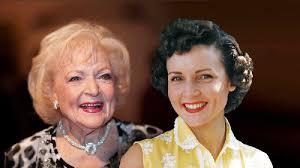 "Replying to @InTheNoosphere: Happy Birthday Betty White "" 99 """